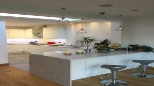 Bespoke kitchen from A S Projects
