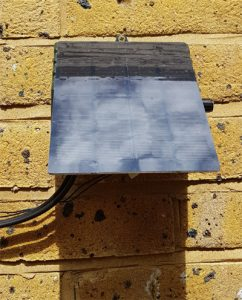solar-powered garden irrigation system greenwich blackheath