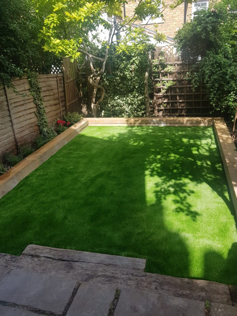 Artificial Grass Instillation - Greenwich Blackheath