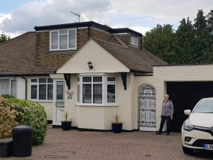 Painting & Decorating External Works Project Orpington