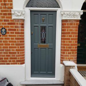 Restore Front Door Greenwich
