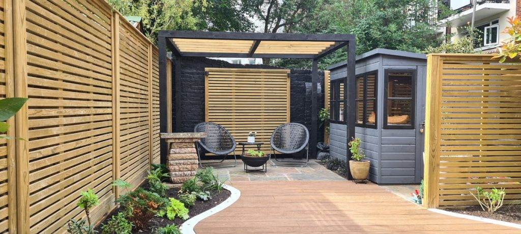 Design to Build Landscape Greenwich